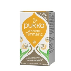 Liver Cleansing and Boosting Ingredients to Jumpstart Your January! - Pukka Wholistic Turmeric