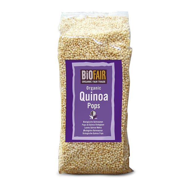 3 Food Swaps for Better Health from the Inside Out - BioFair Quinoa Pops