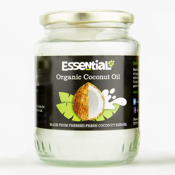 5 Natural Ingredients to Improve the Health of your Hair, Skin and Nails - Essential Organic Coconut Oil
