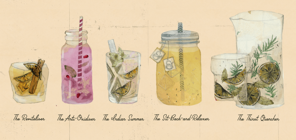 Behind the Scenes of Our Summer Coolers Illustrations - Coolers
