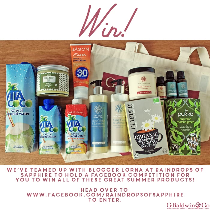 Competition – Win a Hamper of Our Favourite Summer Products