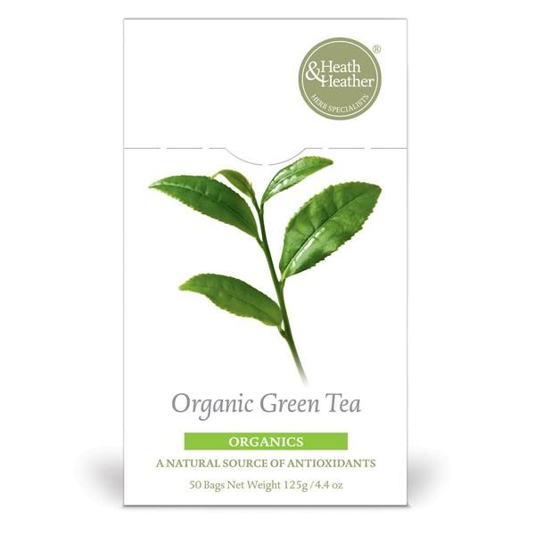 The Benefits Of Green Tea - Heath & Heather Green Tea