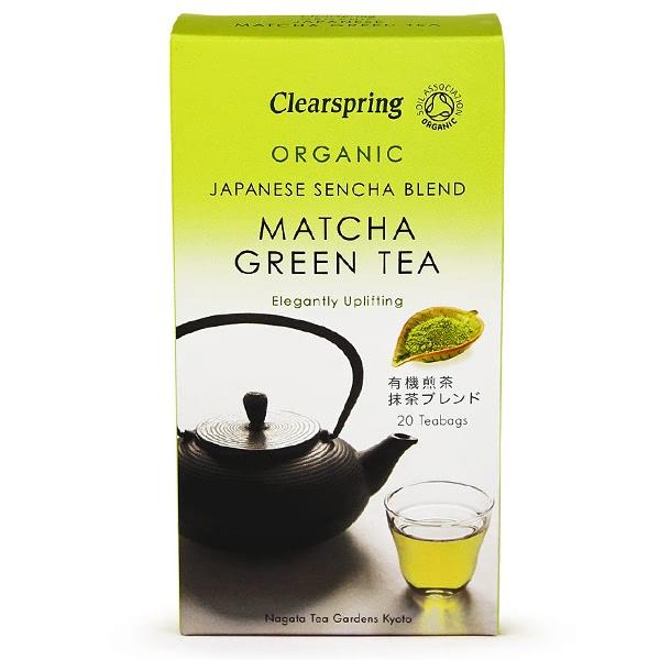 The Benefits Of Green Tea - Clearspring Matcha Green Tea