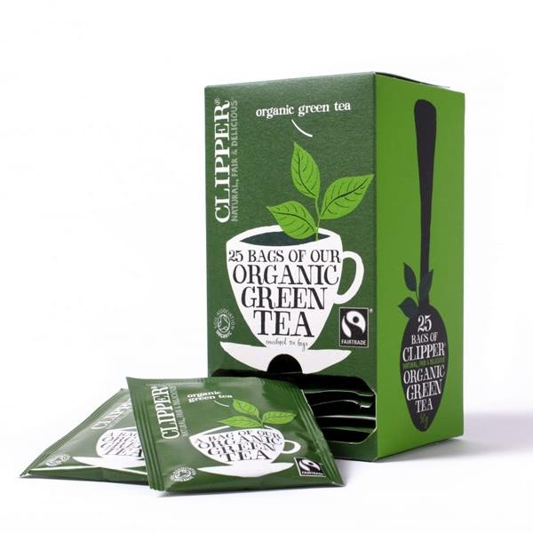 The Benefits Of Green Tea - Clipper Organic Green Tea