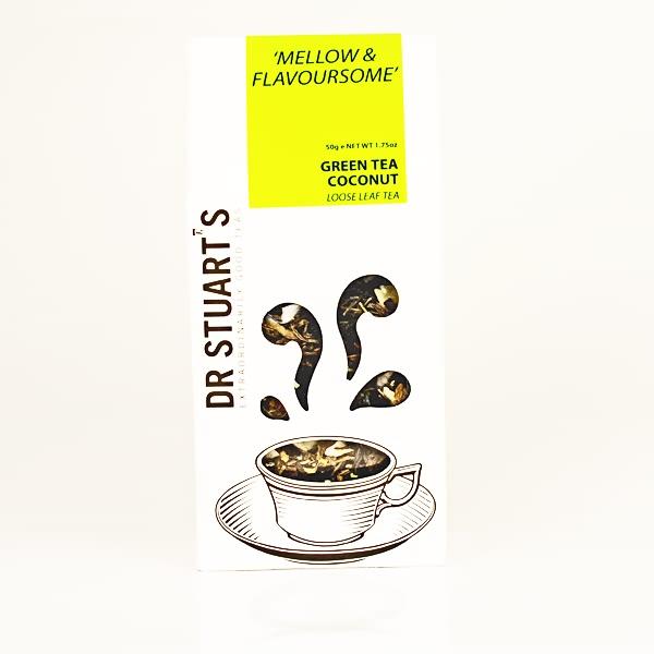 The Benefits Of Green Tea - Dr Stuarts Green Tea & Coconut