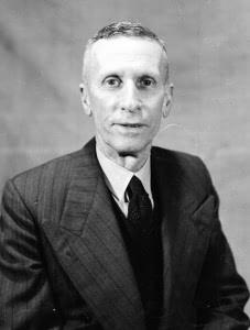 Arthur Penfold Portrait