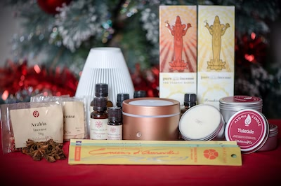 Baldwins at Christmas: Essential Oils, Gift Ideas and More