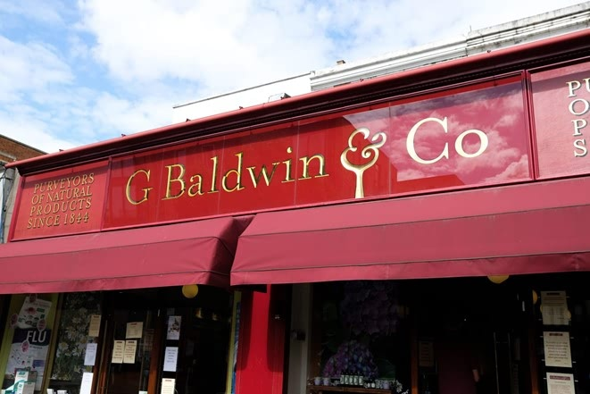 Baldwin's Herbs Named One of the Best Food Delivery Services in London