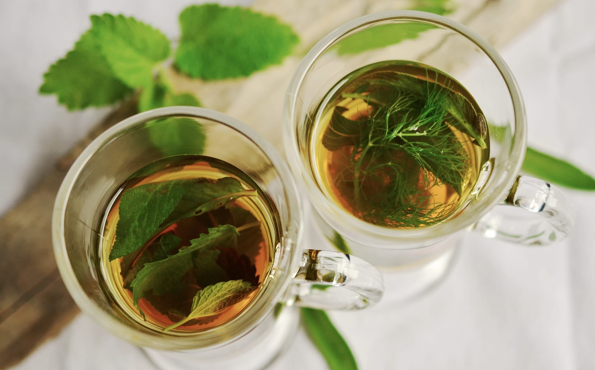 Five Teas to Tease Tickly Tonsils
