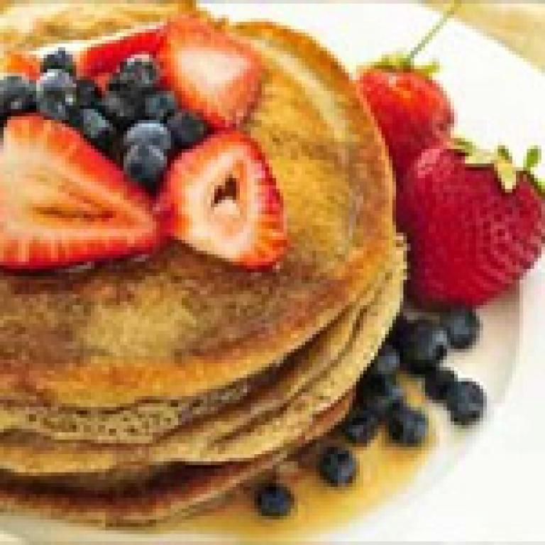 Buckwheat Pancakes - The Tasty Alternative