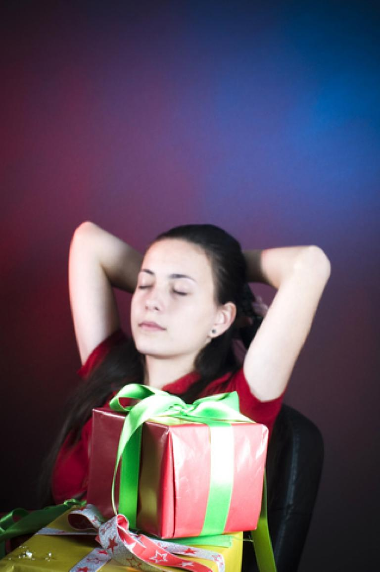 Beating Stress at Christmas