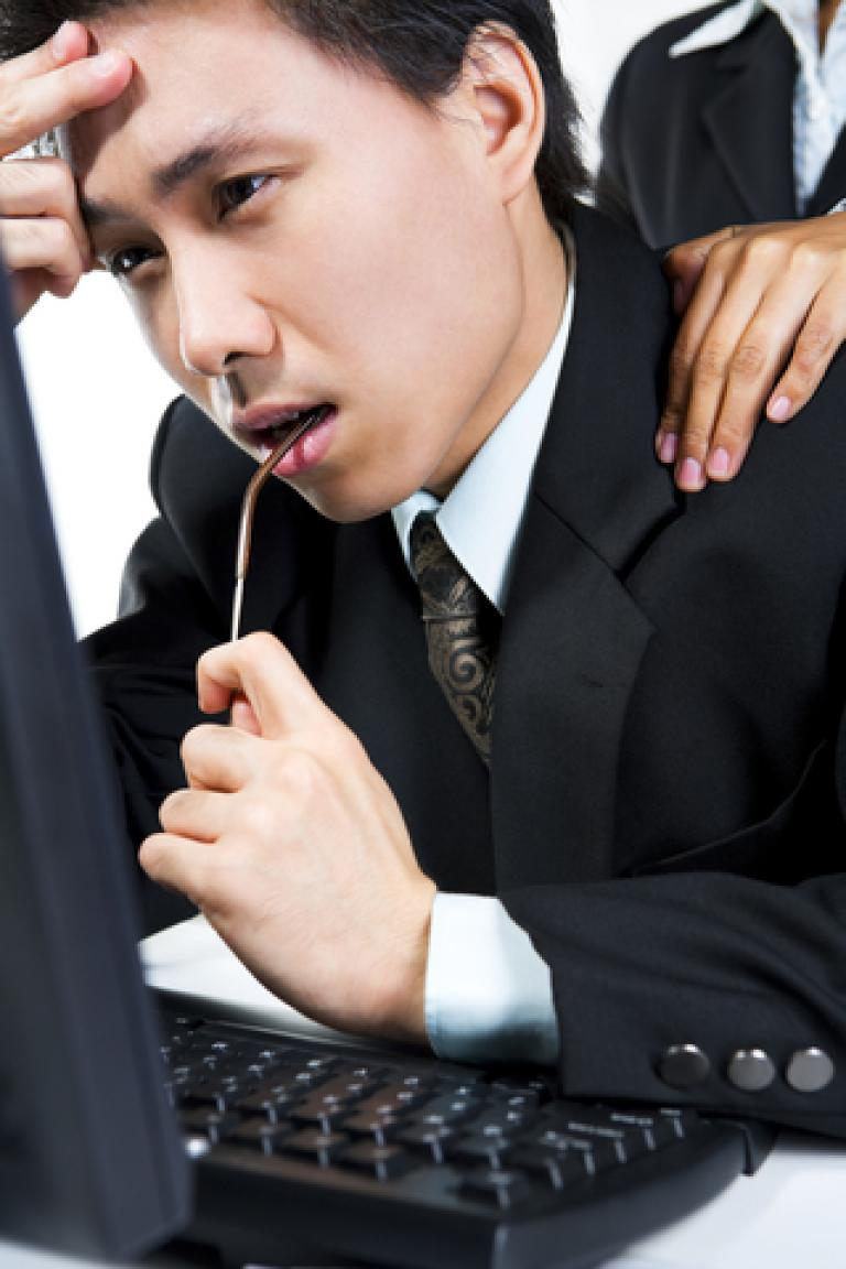 Can The Recession Be Blamed for Increased Cases of Stress?