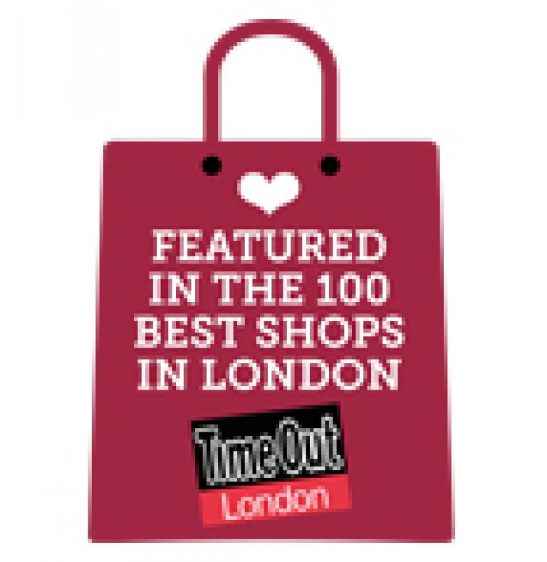Baldwins is one of the 100 best shops in London!