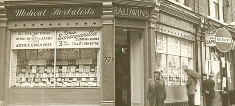 Baldwins & Walworth Road