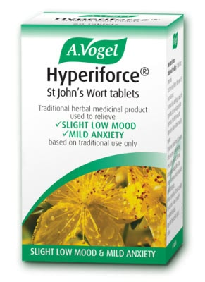 A.Vogel Hyperiforce St John's Wort Tablets