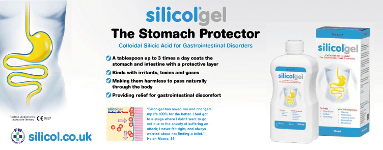 Silicolgel Colloidal Silicic Acid - For Gastrointestinal Disorders