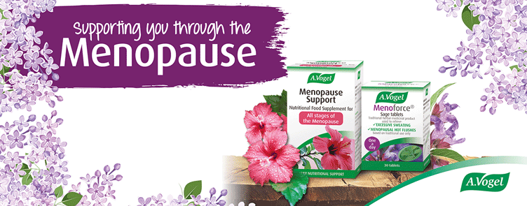 A.Vogel Menopause Support Products
