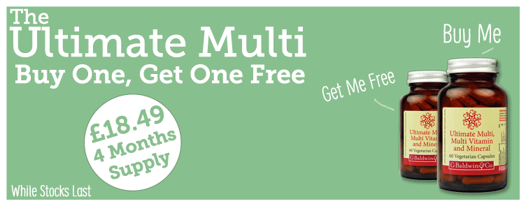 Buy One, Get One Free - Baldwins Ultimate Multi - Click Here
