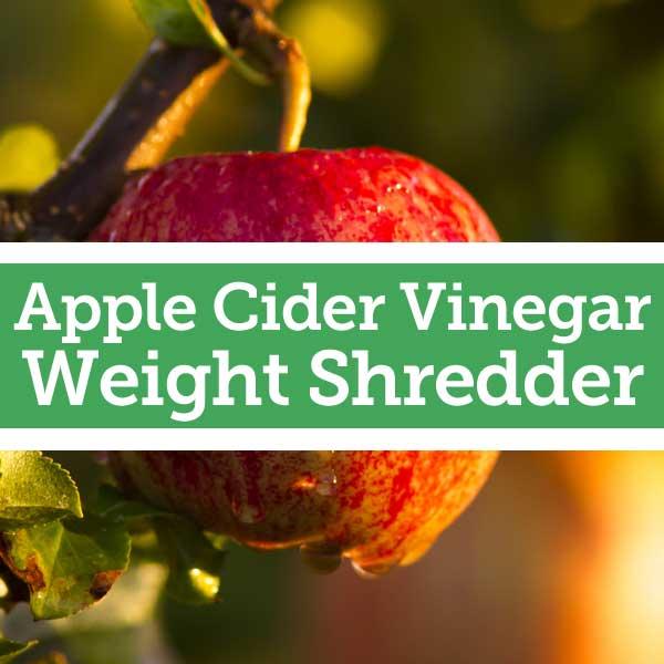 Baldwins Remedy Creator Apple Cider Vinegar Weight Shredder
