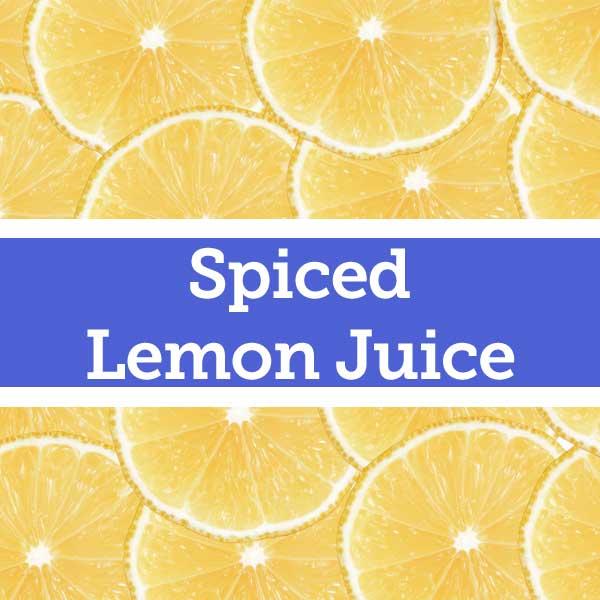 Baldwins Remedy Creator Spiced Lemon Juice