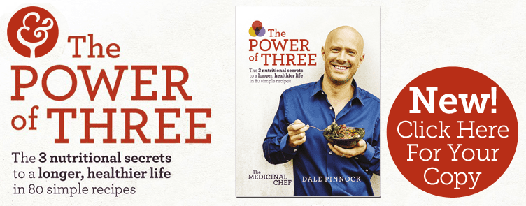 New Book By Dale Pinnock - The Power Of Three
