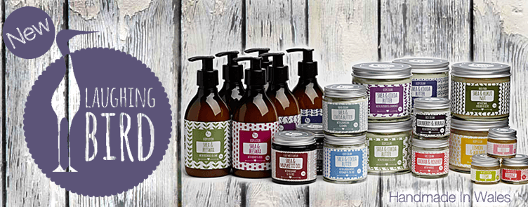 Laughing Bird Bodycare - Handmade In Wales