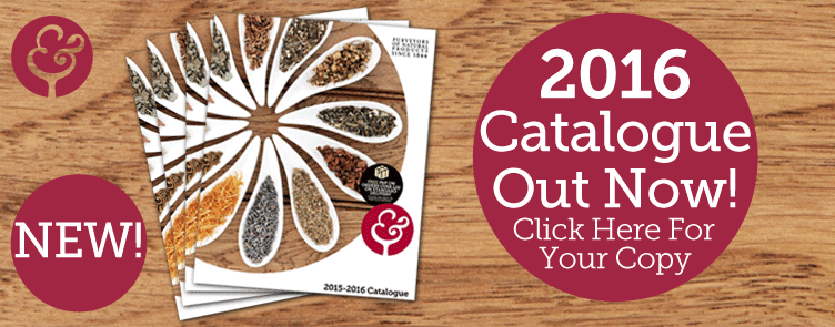 New 2016 Catalogue Now Out! - Click Here To Get Your Copy