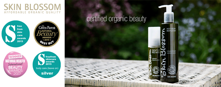Skin Blossom - Affordable Organic Quality