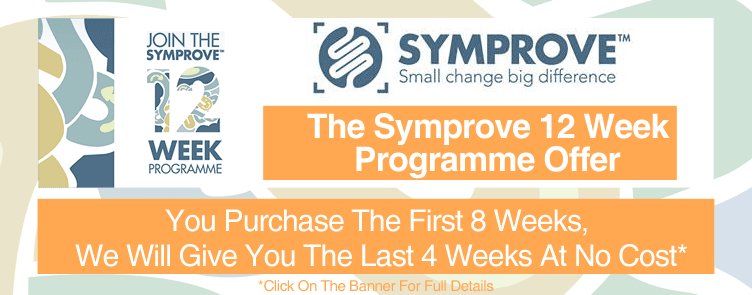 Symprove 12 Week Programme Offer - Click For Full Details